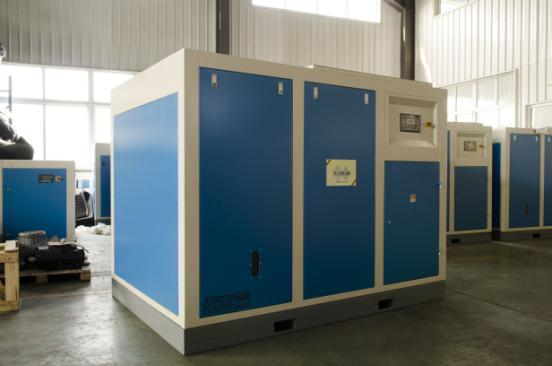 LGCD series direct-driven air screw compressor