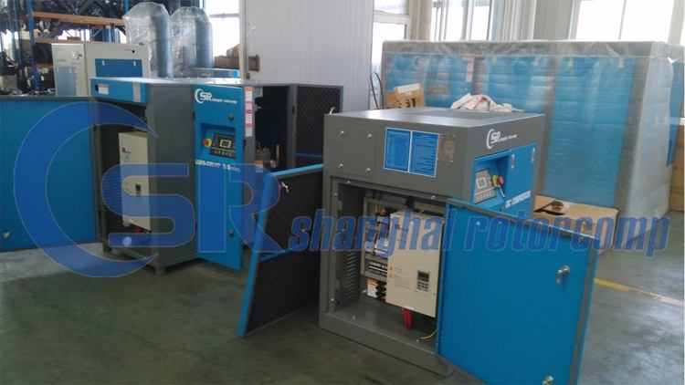 rotary screw compressor for sale