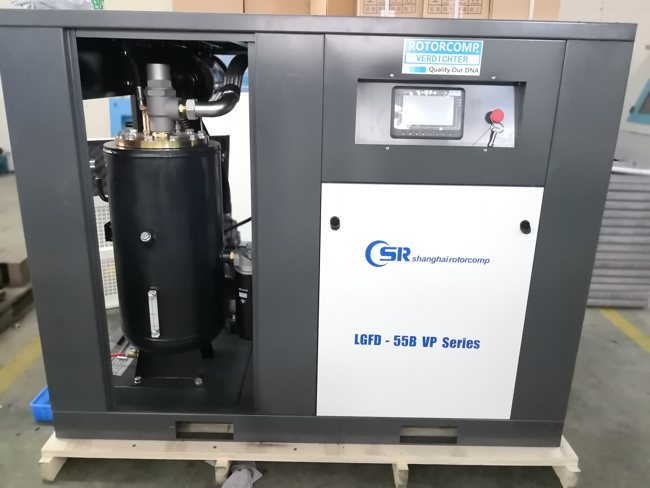 rotoary screw air compressor